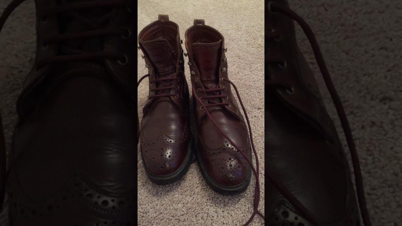 Allen Edmonds Long Branch Boot Review Youtube