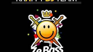 Krafft Dj Team - Ze Bass