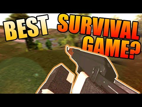 The Best Survival Game On Roblox Roblox State Of Anarchy Youtube