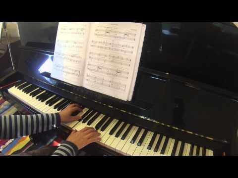 Arctic Voices by Susan Griesdale RCM Celebration Series Piano Repertoire Grade 3 2015