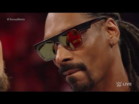 Snoop Doog-WWE-Smoke Weed Every Day :D