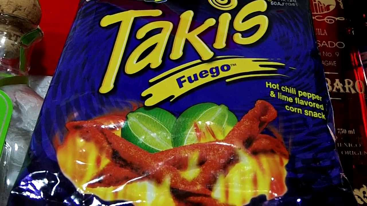 Takis Mexican Chip Collection Review All 7 Flavors Youtube