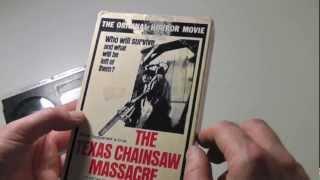 The Texas Chain Saw Massacre |Betamax (Astral Films Ltd, Canada)