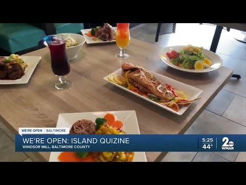 Island Quizine is open for business
