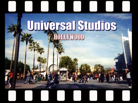 Universal Studios. As it was in 2001 Los Angeles.