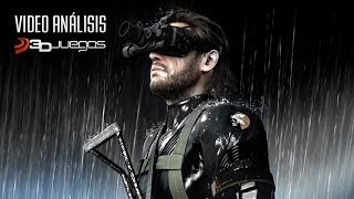 Metal Gear Solid V Ground Zeroes - Vídeo Análisis 3DJuegos