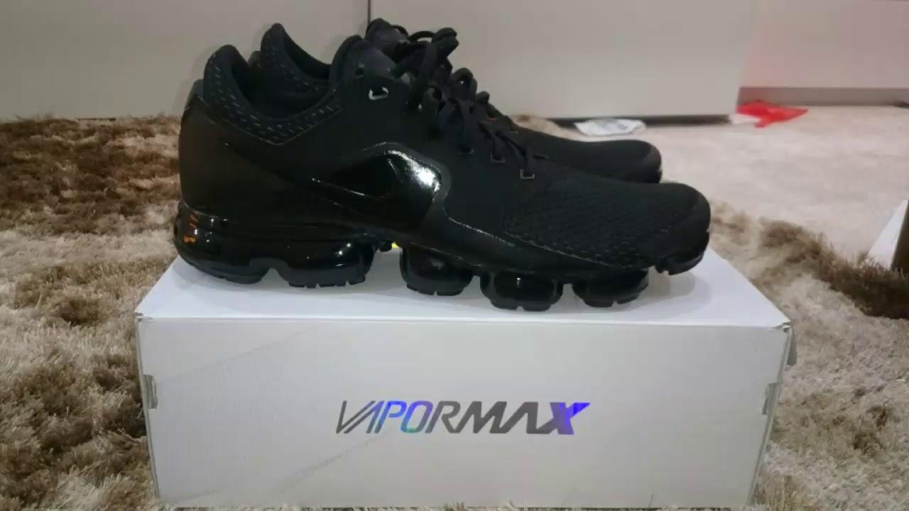 db407fd58c76 Nike Vapormax Mesh - YouTube