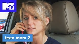 'Leah's Vague Conversation' Official Sneak Peek | Teen Mom 2 (Season 7B) | MTV