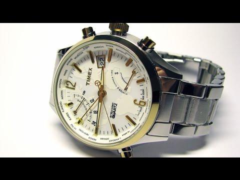 Timex Perpetual Calendar Doovi