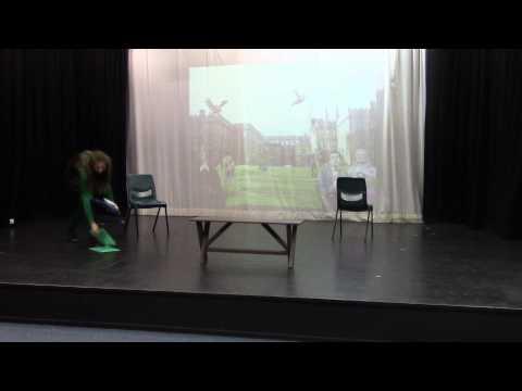 Elphaba Monologue - Casey O'Brien