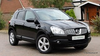 SOLD USING SELL YOUR CAR UK - 2009 Nissan Qashqai 2.0 CVT 4WD Petrol Automatic, One Owner
