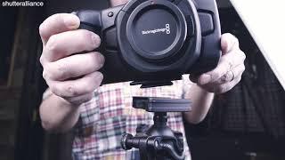 [大叔開箱] 全港第九部 Black Magic Pocket Cinema Camera 4K | 攝影毒人必玩