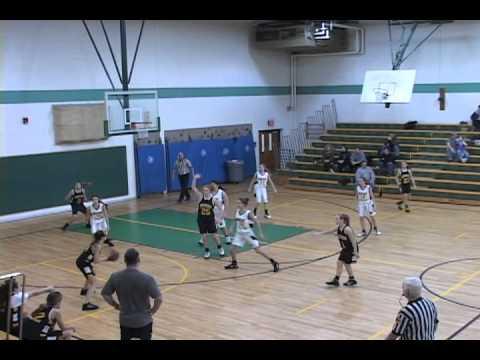 Moorestown William Allen School 8th Grade Basketball Highlights