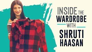 Inside the wardrobe with Shruti Haasan - Wardrobe staples | S01E06 | Pinkvilla | Bollywood | Fashion