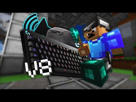 Keyboard & Mouse Sounds V8. - Ranked Skywars