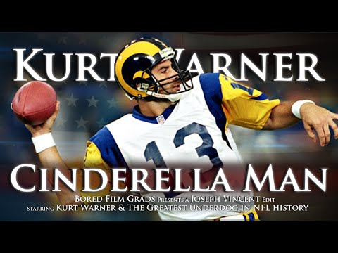 Kurt Warner  Cinderella Man