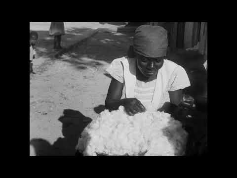 """""""1952"""" A HISTORIC DESTINATION VIDEO OF ANTIGUA AND BARBUDA"""