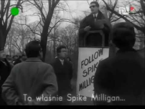 Follow Spike Milligan