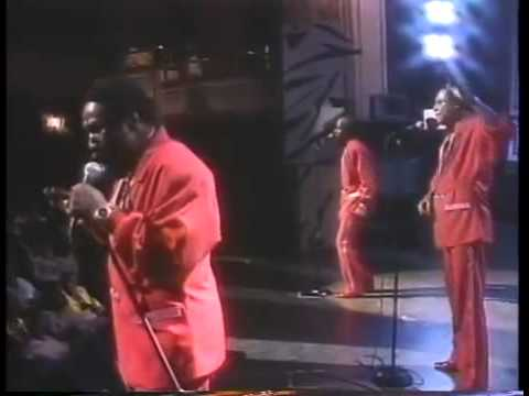 The O'Jays  Live From The Apollo