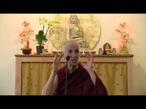 Amitabha practice: Practice while we are alive