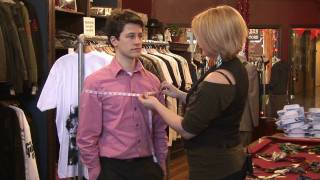 Men's Fashion Tips : H๐w to Measure Your Chest