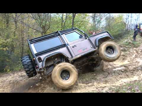 Land Rover Defender 90 TD5 - 37'' Ağva  **Extreme OFF ROAD**