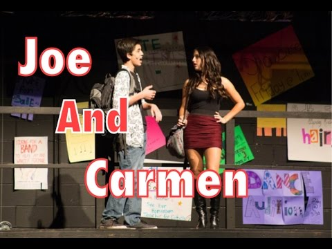 Joe and Carmen Scene ~ Fame The Musical ~  Middletown Stage Company