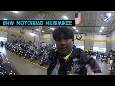 WORLD RIDE 2017 || EP.95 || BMW MOTORRAD MILWAUKEE, USA