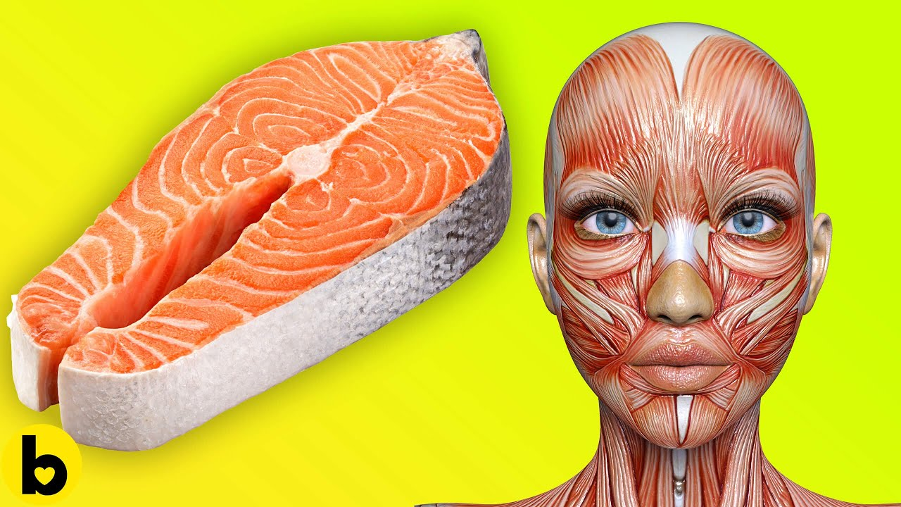 Eating Fish does this to your Body | Start Eating Once A Day!