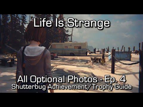 Life is Strange: Episode 4 - All Optional Photos - Shutterbug Achievement/Trophy Guide
