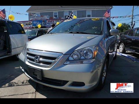 2007 Honda Odyssey EXL Review