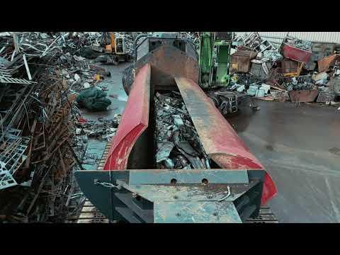 LEFORT Shear/baler Trax1000 | SB1100 Crawler