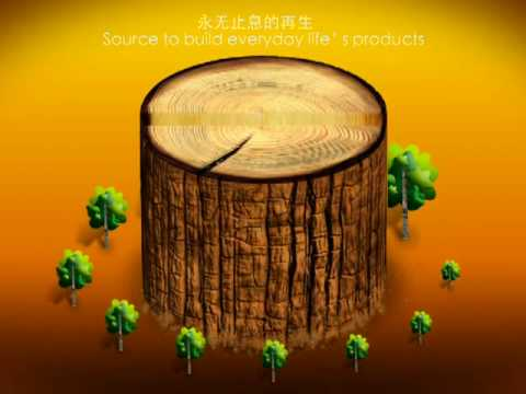 Expo Shanghai 2010- Luxembourg  film animation: 'Endlessly renewable'