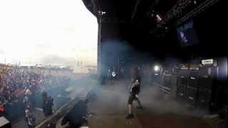 Rectal Smegma - Half Baked Baby Flesh live @ Party San 2012