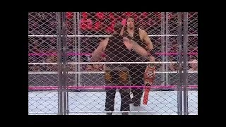 Roman Reigns is Locked Inside With Braun Strowman   Roman Reigns vs Braun Strowman   YouTube