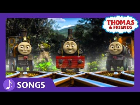 Misty Island Rescue | Steam Team Sing Alongs | Thomas & Friends