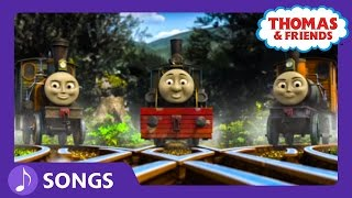 Misty Island Rescue | Steam Team Sing Alongs | Thomas & Friends
