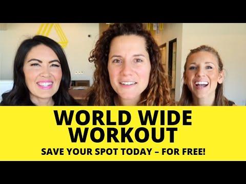 REFIT® FREE World Wide Workout || JAN 1, 5:30 PM CST