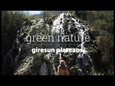 Giresun, Turkey / Gateway to Green. Green Nature - Green Plateaus.