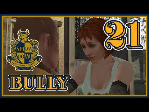 Bully Walkthrough Part 21 No Commentary - Ending (PS4, PS2) HD version