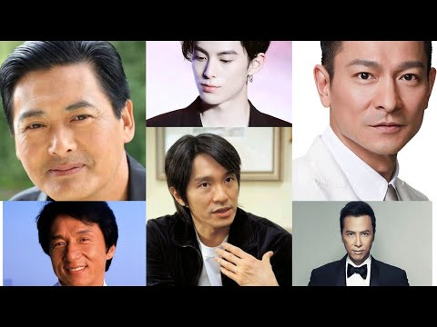 Top 10 Famous Chinese Actors [2020]