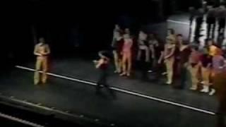 """A Chorus Line - """"I Hope I Get It"""" on the Tony Awards"""