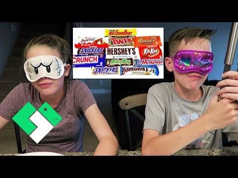 Chocolate Bar Challenge 🍫 | Clintus.tv