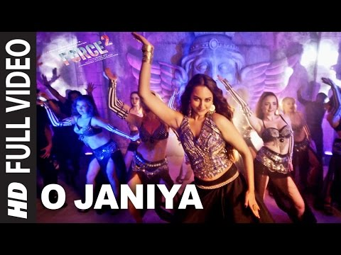 O JANIYA Full Video Song | Force 2 | John...