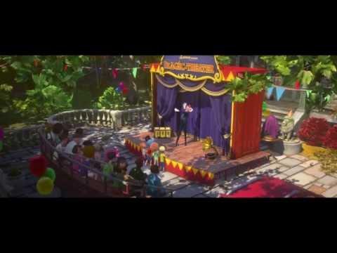 Trailer do filme A Mansão Mágica