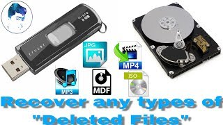 """Recover any types of """"Deleted Files"""" at any time with this 3 softwares"""