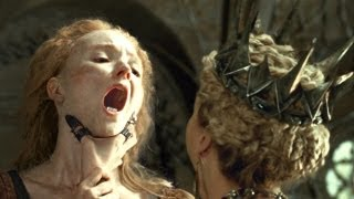 Snow White and the Huntsman - On the Set: Devouring Youth