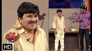 Rocket Raghava Performance | Jabardasth | 4th April 2019    | ETV  Telugu