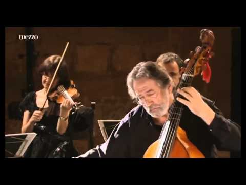 Jordi Savall - Overture (Suite) in D major TWV 55-D6 - Courante