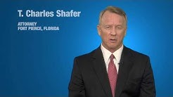 T. Charles Shafer | Top Criminal Defense Lawyer In Fort Pierce, Florida